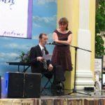 Фестиваль Поэзия улиц. поэт Александр Меркушев
