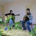 Выступление в ПРЛ Мария Фролова и Григорий Ильин