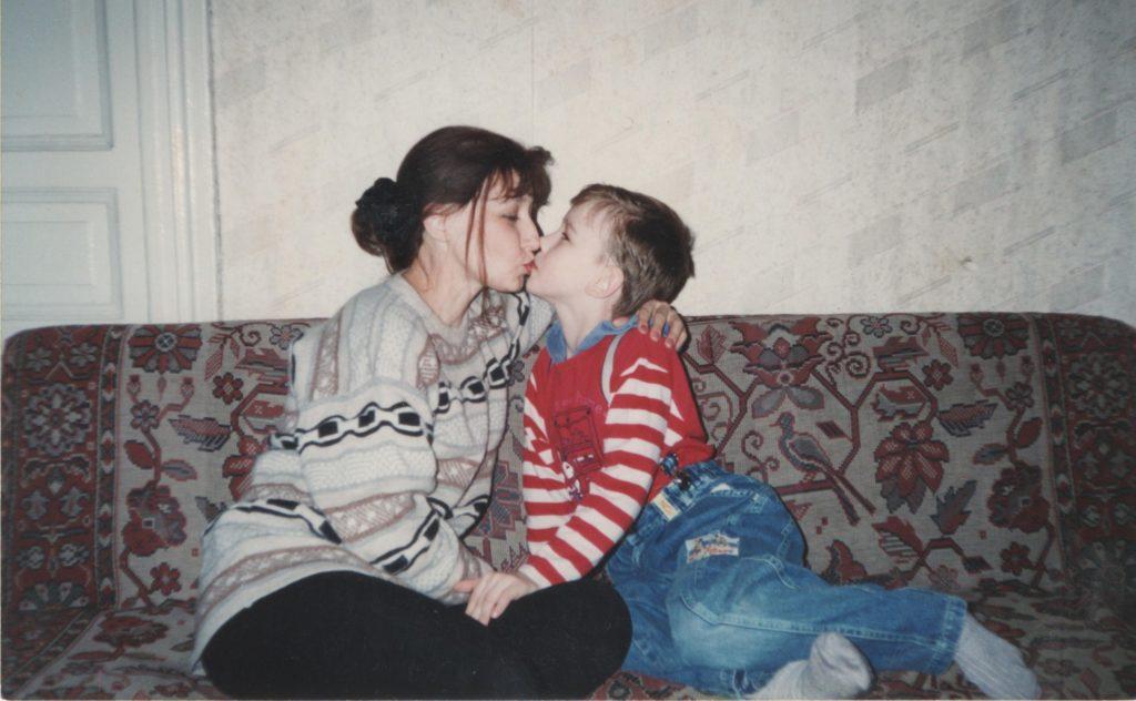 Мама. Светлая память