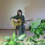 Выступление в ПРЛ Алена Шлячкова