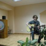 Выступление в ПРЛ Роман Литвинов