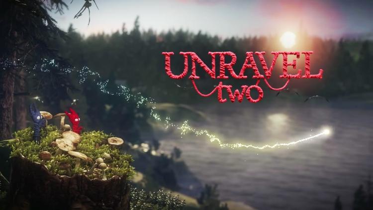 Unravel 2 E3 2018 поэт Александр Меркушев