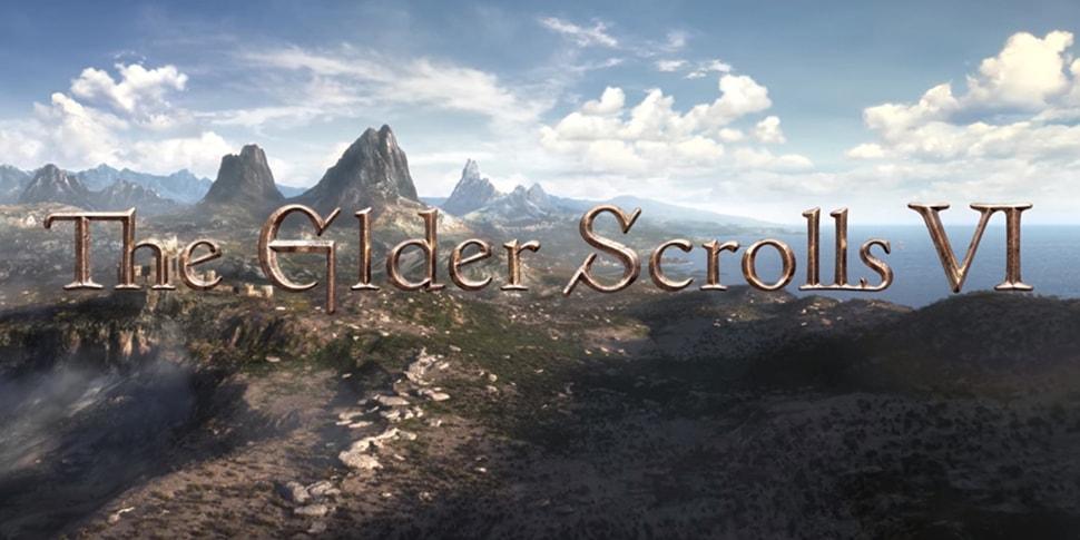 The elder scrolls VI E3 2018 поэт Александр Меркушев
