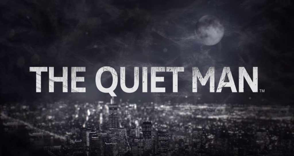 The quiet man E3 2018 поэт Александр Меркушев