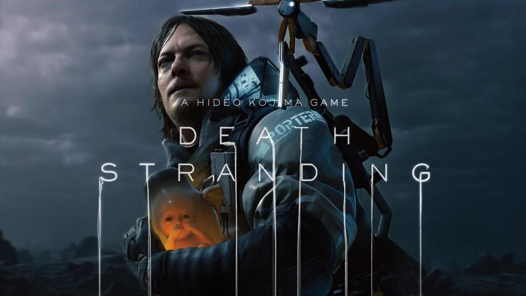 Death stranding E3 2018 поэт Александр Меркушев