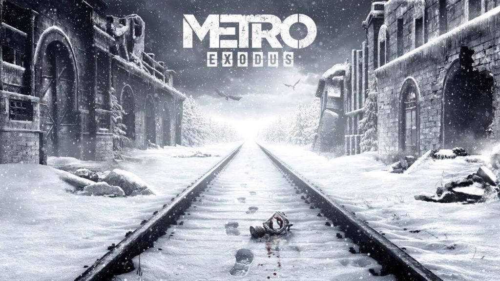 Metro: Exodus E3 2018 поэт Александр Меркушев
