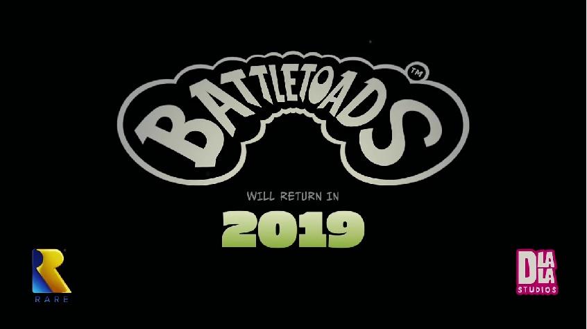 Battletoads E3 2018 поэт Александр Меркушев