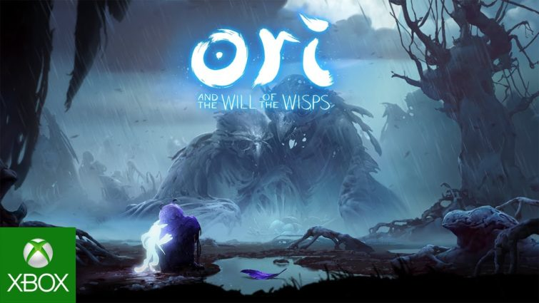 Ori and the will of the wisps E3 2019 поэт Александр Меркушев