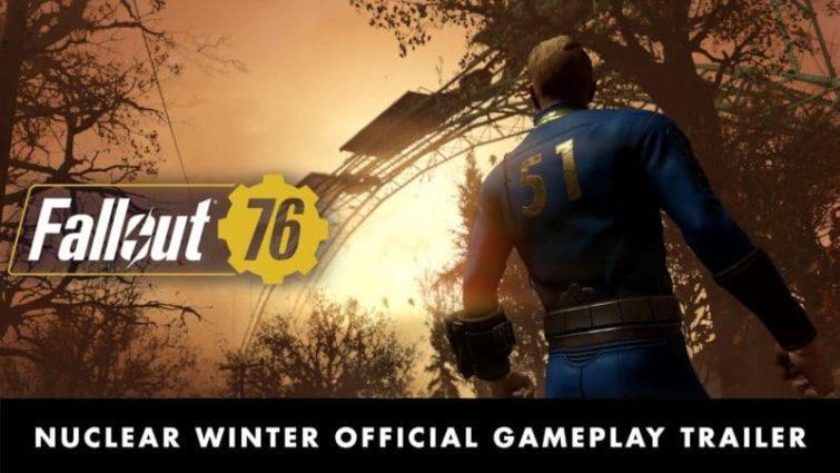Fallout 76 E3 2019 поэт Александр Меркушев