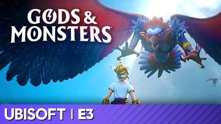 Gods and monsters E3 2019 поэт Александр Меркушев