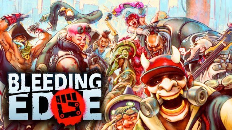 Bleeding edge E3 2019 поэт Александр Меркушев