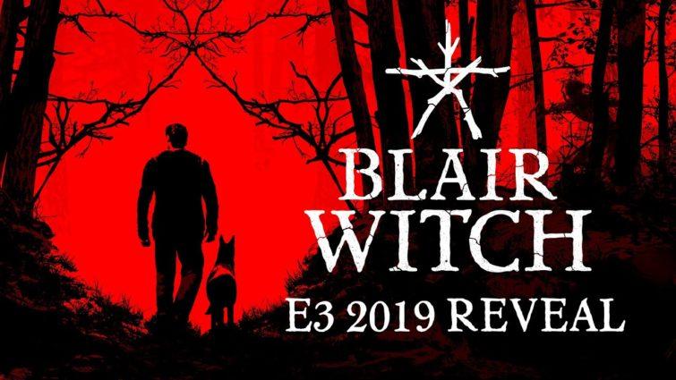 Blair witch E3 2019 поэт Александр Меркушев