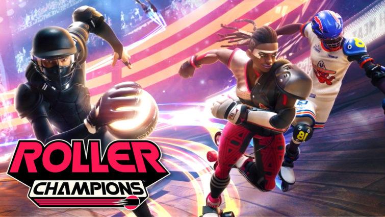Roller Champions E3 2019 поэт Александр Меркушев
