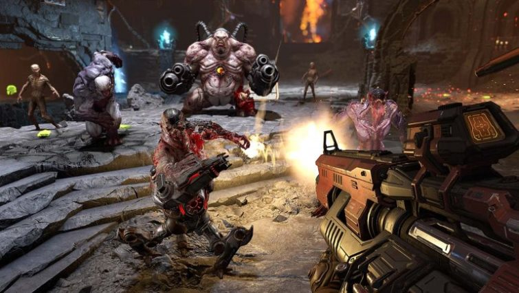 Doom Eternal Devolver digital